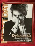 Night And Day Mag 11-march-2001 Bob Dylan Rob Lowe Sophie Dahl Lesley Moreland Uk