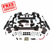 Zone Offroad 4 Lift Kit For Ford F-150 2015-2016 4wd Nitro Shocks