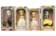 20th Anniversary Limited Sailor Moon Pullip Figure Set Of 4 From Japan