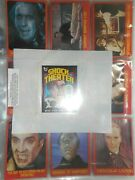 1976 Shock Theater Dracula Complete50 Card Set And Wrapper Topps Crisp Nmmt