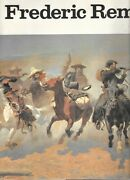 Frederic Remington Textpeter Hassrick Original 1973 Edition Mint-. Covervg+