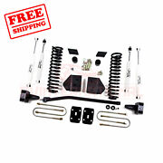 Zone Offroad 4 Lift Kit For Ford F250/f350 2008-10 4wd Diesel Nitro Shocks