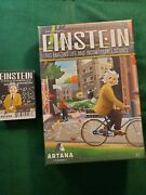 Einstein Card Game With Expansion Pack Simple Rules Fun For Everyone.