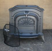 Vermont Castings Resolute Wood Stove Pick Up Or Will Help Ship
