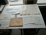 1869 U S Patent For Grain, Sweater, Dryer, Cleaner Wm. Hull And Cw Hammond-12 Pc