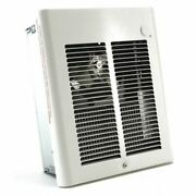 Dayton 2had6 Recessed Electric Wall-mount Heater, Recessed Or Surface, 1500 W