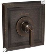 American Standard Two. Square Central Thermostat On/off, Oil Rubbed Bronze