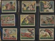 1936 Anonymous Cartoon Adventures R28 G Avg Complete 48 Card Low Grade Set 63710
