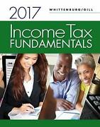 Income Tax Fundamentals 2017 With Handr Block� Premium And Business Access Code Fo