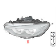 Bmw 4 Coupe F32 F82 Front Left Headlight Led Lhd 63117478151 New Genuine