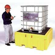 Ultratech 1157 Ibc Spill Containment Unit, 365 Gal Spill Capacity, 8500 Lb.,