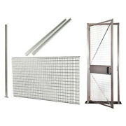 Folding Guard 7a595 3 Sided Room Kit Room Size Width 12 Ft