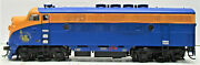 Athearn Genesis 22848 Central Railroad Of New Jersey F3a Freight 53 Ho Scale