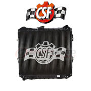 Csf 2055 Radiator - Cooler Cooling Antifreeze Coolant Vy