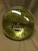 1940and039s1950and039s Fordgmmopartruck Nos Ge 6v Amber Fog Light Bulb 5.5 4535a