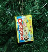 Mini Operation Board Game Christmas Ornament Really Works