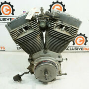 99-17 Harley Big Twin Touring Dyna Electra Glide Twin Cam 88 A Engine Motor 5031