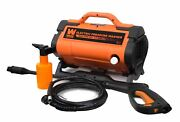 2000 Psi 1.6 Gpm 13-amp Variable Flow Electric Pressure Washer