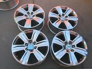 20 Ford F150 20 Polished Factory Oem Wheels Rims Set 4 Platinum