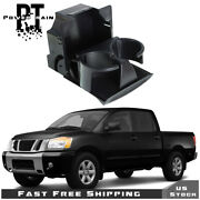 For Nissan Titan 2008-2015 969679fd0b Center Console Instrument Panel Cup Holder