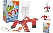 Water Bottle Rocket Launcher Science Kit- Stem Toy Launches Soda Bottles Up