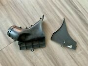 Porsche 911 Sc Hot Air Duct And Metal Blockoff Plate 930-106-326-01