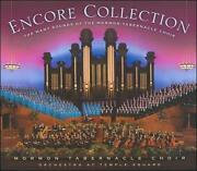 Mormon Tabernacle Choir And Orchestra Temple Square Encore Collection Many