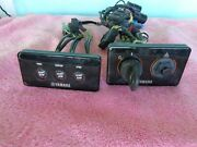Yamaha Command Link Triple Outboard Key And Start/stop Switch