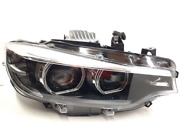 Bmw 4 Coupe F32 Lci Front Right Led Headlight Lhd 63117478152 New Genuine