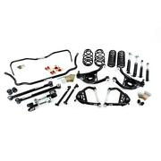 Umi Abf405-2-b 65-66 A-body Kit 2 Inch Lowering Stage 3 Black