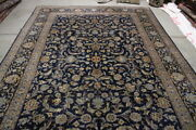 Antique Rug 11.10 X7.9 Hand Made 100 Wool One Of The Kind