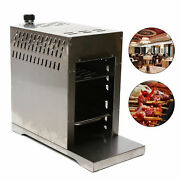 Steak Griddle Vertical Cooking Steak Lpg Propane Bbq Grill Stove Infrared And Grid