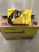 2021 Fresh Girl Scout Cookies 1 Case Lemon Ups - 12 Boxes Little Brownie Bakery