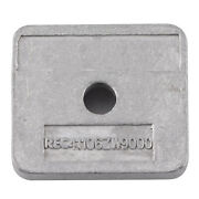 Boat Zinc Anode Replacement Part 18-6032 For Outboard Motor Df25‑df300