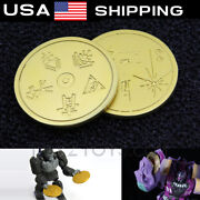 2pcs Resin Commemorative Coins Upgrade Kit For Kingdom Bw Series - 3d Engraving