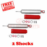71-81 International Scout Ii Terra 2wd 2-3 Lift Rs9000xl Rancho Front Shocks
