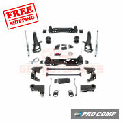 Pro Comp 4 Lift Kit W/front Spacers And Rear Es Shocks 2012-2017 Ram 1500 Gas 4wd