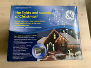 Ge Pro-line The Lights And Sounds Of Christmas Musical Show 20 Songs And 3 Modes