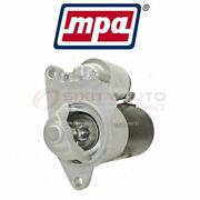 Mpa Starter Motor For 2005-2010 Ford Mustang - Electrical Charging Starting Xl