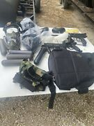 4 Paintball Markers 5 Paintball Mask 2 Paintball Vest Paintball Pods 2 Pod Belts