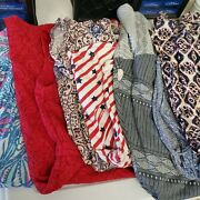 Girls Lot Of 5 Dresses 3 Rompers Sz Small Mossimo Beepop Lily Pulitzer Target