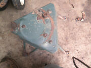 Willys Jeep Truck Spare Tire Bracket Side Mount 1950's 1960