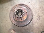 Willys Jeep Truck Right Front Hub Brake Drum 1950's 1960