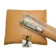 Pipe Insulation Pouch 24 In. W X 24 In. H R13 Fire Rated Uv Stabilizers Included