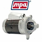 Mpa Starter Motor For 1983-1991 Ford E-150 Econoline Club Wagon - Electrical Fp
