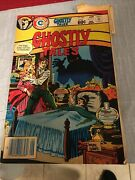 Vtg. 1983 161 Charlton Comics Ghostly Tales Factory Error Miscut