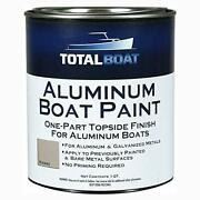 Totalboat-511786 Aluminum Boat Paint For Canoes Bass Boats Dinghies Duck Boat