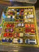 Matchbox Lesney And Hot Wheels Vintage Lot Diecast Cars