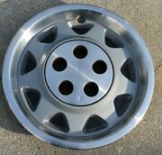 One 1984 1985 1986 1987 1988 1989 Jeep / Eagle Oem 15 Hubcap Wheel Cover