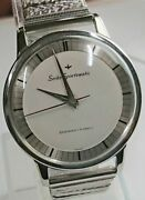 Seiko Matic Rare Dial 17 Jewels Hand Winding Vintage Watch 1961and039s Overhauled